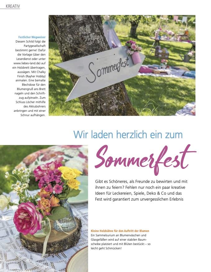 Liebes Land/Klambt Verlag GmbH & Co. KG