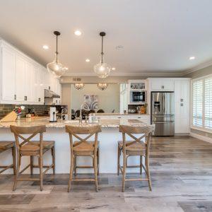 Küche, Landhaus, Modern